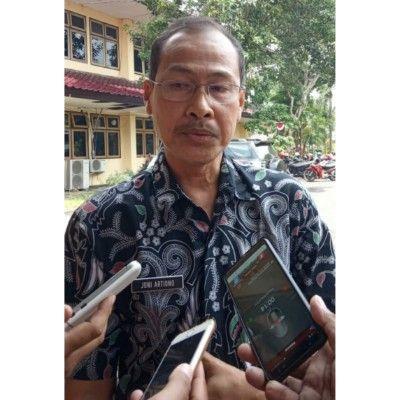 Inspektur Pembantu Inspektorat Bangkalan - Joni Setiono.