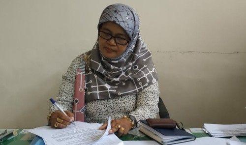 Kasi Haji dan Umroh Kemenag Pamekasan - Innani Mukaroomah.