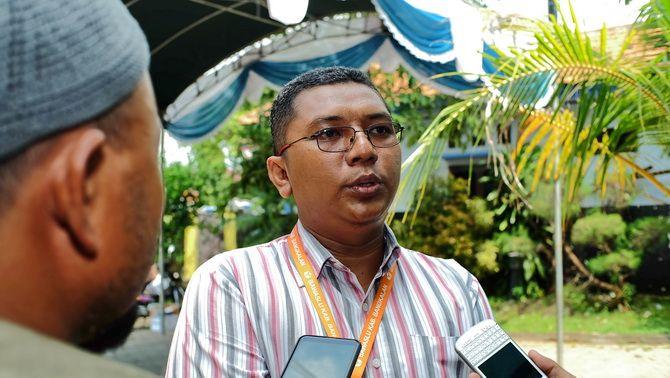 Ketua Bawaslu Bangkalan A. Mustain Saleh.