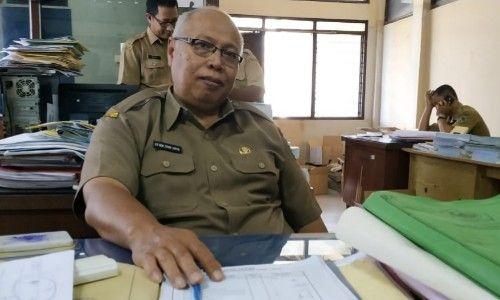 Kasubbid Belanja Daerah BKD Kabupaten Pamekasan - Mohammad Syarif Jakfar.
