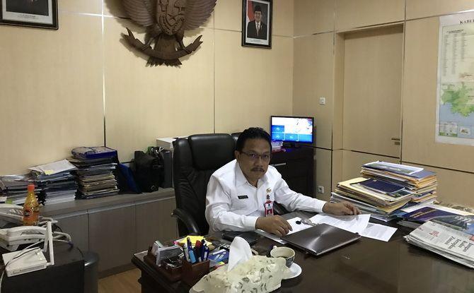 BERSAHAJA: Kepala Dinas PU dan Bina Marga Jatim Gatot Sulistyo Hadi.