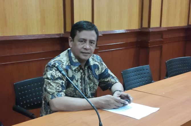 BERPENGALAMAN: Sekretaris DPRD Pamekasan Masrukin.