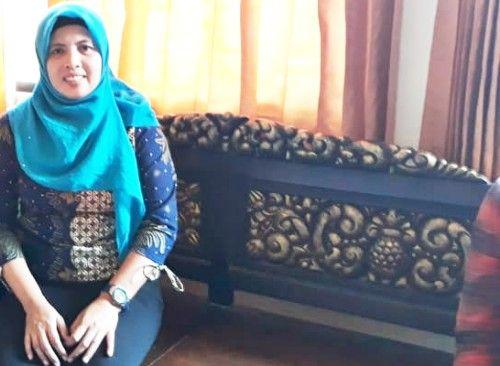 Kabid Pelatihan Kerja dan Penempatan Kerja Disperinaker Bangkalan - Hariyati.