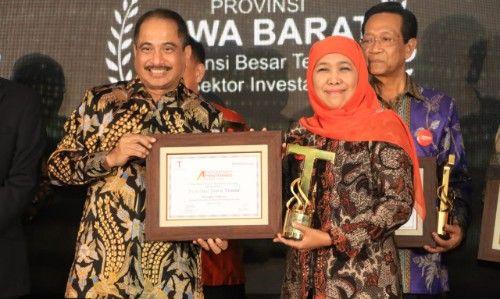 Luar Biasa, Pemprov Jawa Timur Sabet Tiga Penghargaan AIA 2019