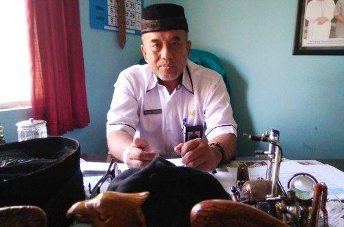 Kepala Cabang Disdik Jawa Timur di Sumenep - Sugiono Eksantoso.