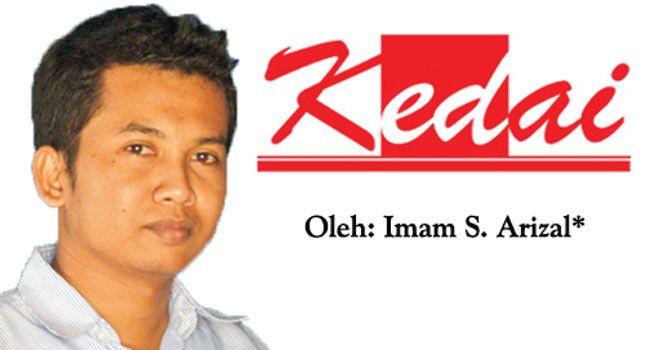 Imam S. Arizal Wartawan Jawa Pos Radar Madura