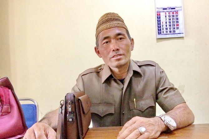 Ketua Fraksi Keadilan Hati Nurani Musawwir.