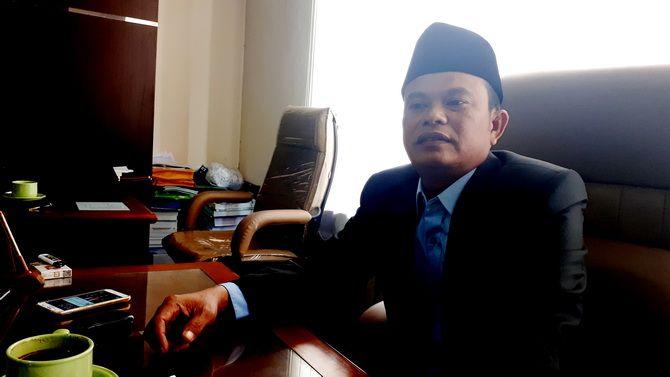 Nasafi  Ketua Komisi I DPRD Sampang.