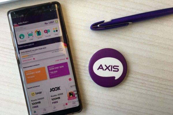 Biar Internetan Asik Terus, Pakai Axis