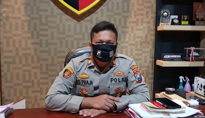 PAPARKAN: Kasatreskrim Polres Bangkalan AKP Agus Sobarnapraja.