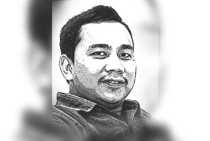 Luqman Hakim Wartawan Jawa Pos Radar Madura