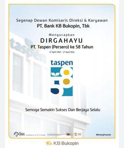 KB Bukopin Se-Wilayah Madura Doakan PT Taspen Semakin Sukses