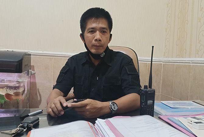 AKP DARYANTO  Kasatreskrim Polres Sampang
