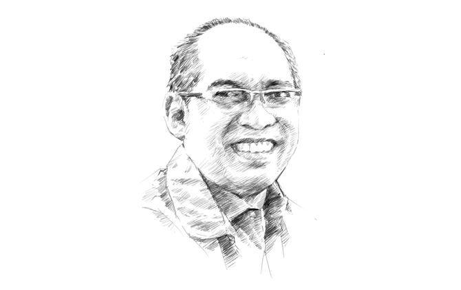 Direktur Jawa Pos Radar Mojoketo, Andung A. Kurniawan.