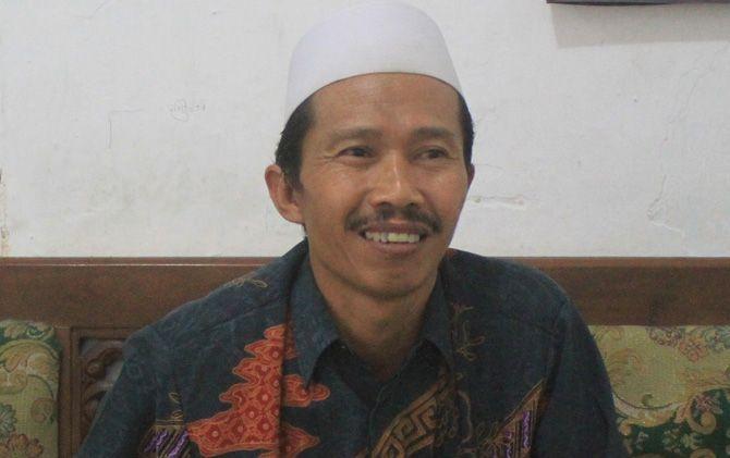 Ketua PC NU Kabupaten Mojokerto KH Abdul Adzim Alawy