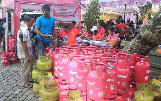 gas elpiji non subsidi