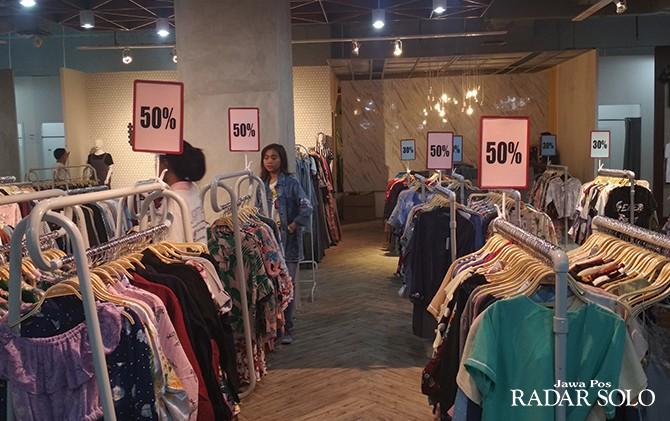 KOMPLET: Tenant My Style di Solo Grand Mall.