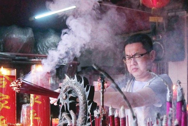 Melihat Tradisi Ciswak di Kalangan Tionghoa Solo