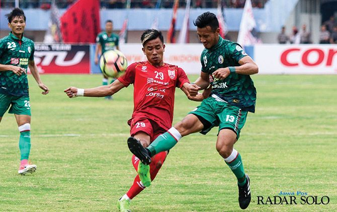 Persis Rancang Uji Coba Pertandingan di Jawa Timur