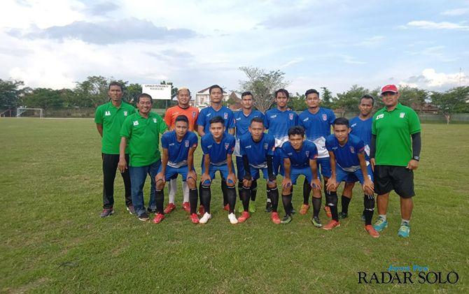 KOMPLET: Skuad Persebi Boyolali yang dipersiapkan untuk ajang Liga 3 2019 zona Jateng.