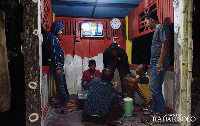 4 Dewa Judi Dibekuk, Main di Poskamling saat Ramadan