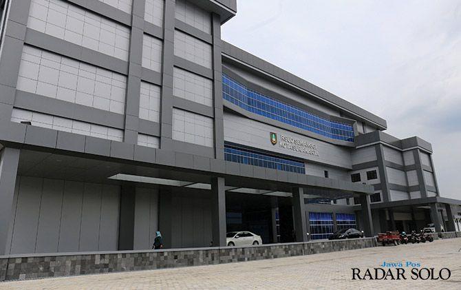 ISI SDM: RSUD Bung Karno diharapkan tingkatkan pelayanan kesehatan masyarakat.