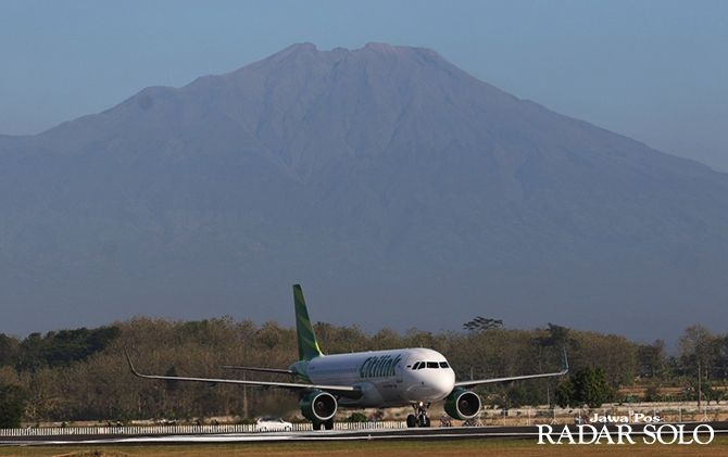 Bandara Internasional Adi Soemarmo akan membuka penerbangan langsung rute Solo-Tiongkok dengan menggandeng maskapai Citilink