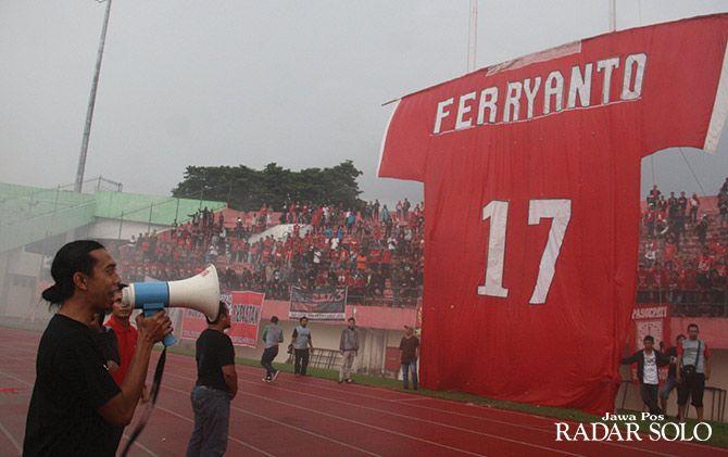 Nomor 17 Diwacanakan Dipensiunkan, Dedikasi untuk Ferryanto