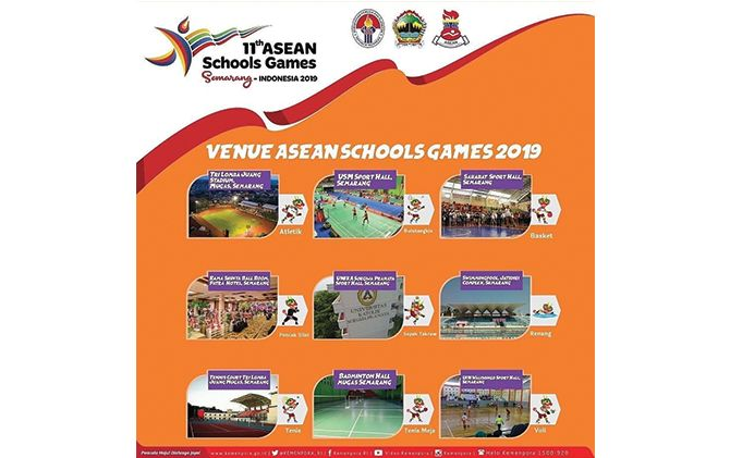Venue ASEAN Schools Games