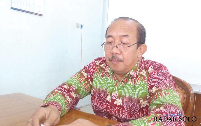 Mantan bupati Sragen Agus Fatchur Rahman terjerat kasus korupsi kasda