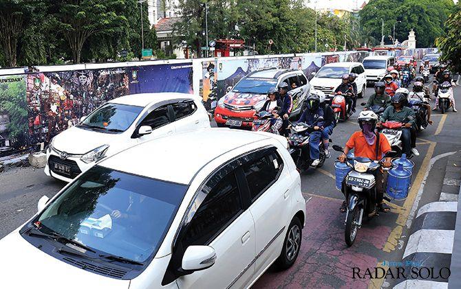 Pengguna Motor Tembus 73.000 Orang, Butuh Solusi Atasi Kemacetan
