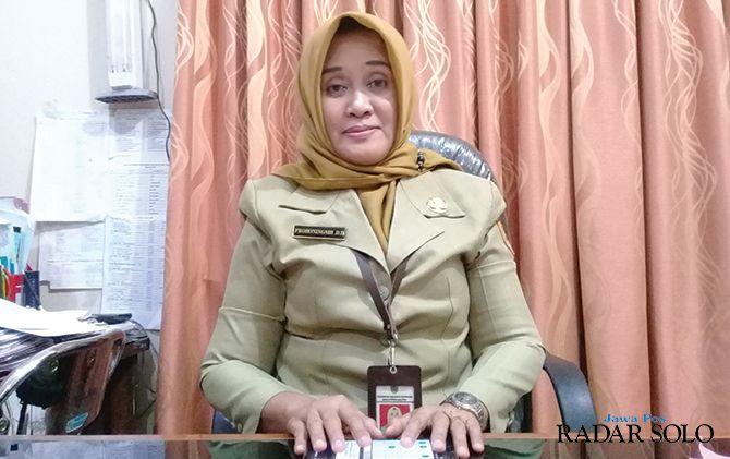 Proboningsih Dwi Danarti, Kepala DPPKBP3A