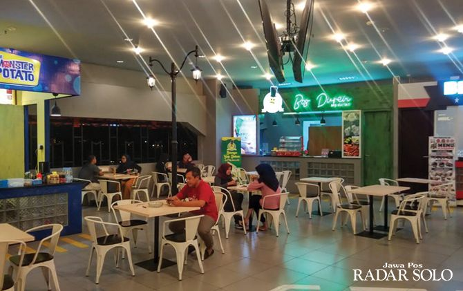 LENGKAP: Launching So' Grand Cafe lantai 5 Solo Grand Mall.