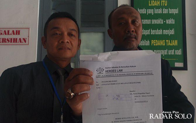 Rekening Diblokir Istri, Suami Gugat Bank