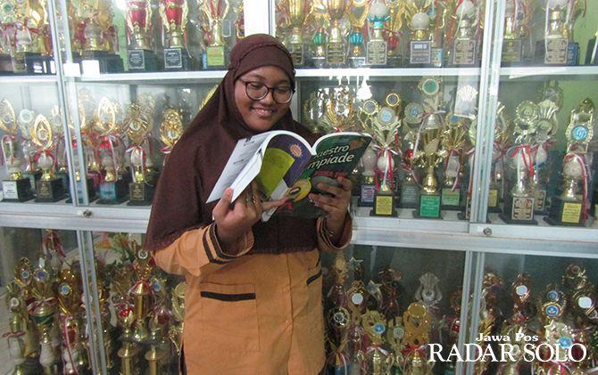 Keisya Diandra Prabowo di SDIT Az-Zahra Sragen