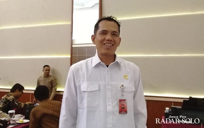 Nuril Huda, Ketua KPU Sukoharjo