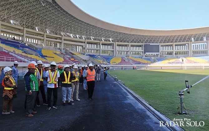 Biaya Perawatan Stadion Manahan Besar, Pemkot Lirik BLUD