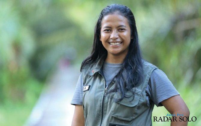 Pengalaman Guru asal Solo Veraningsih Mengajar di Pedalaman Kalimantan