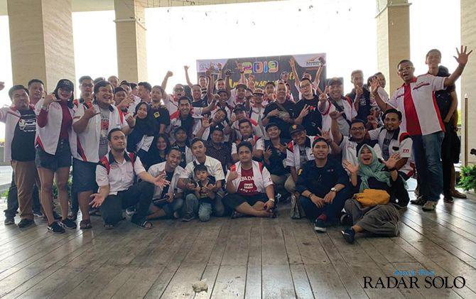 Yaris Solo Community rayakan ulang tahun yang kedelapan