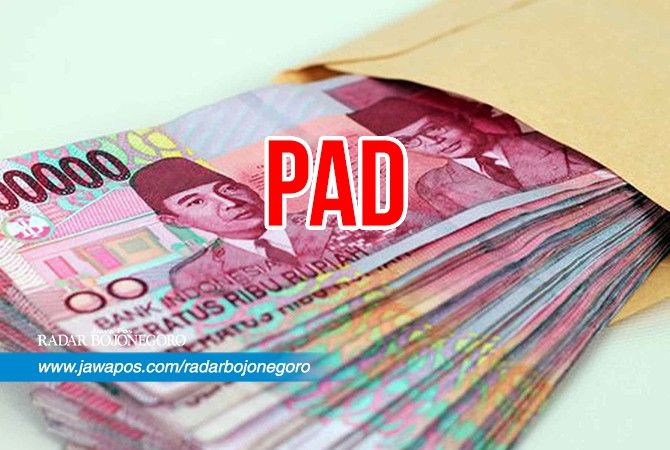 Target PAD Solo Naik Rp 7 Miliar