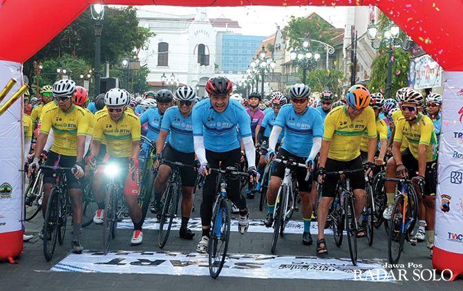 Ikuti TDB ke-19, Ganjar: Kami Ingin Kembangkan Sport Tourism