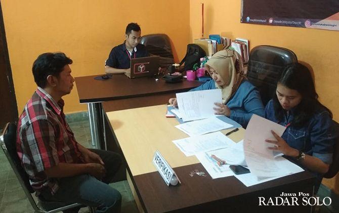 LENGANG: Bawaslu Wonogiri membuka pendaftaran calon panwascam hingga Selasa (3/12).