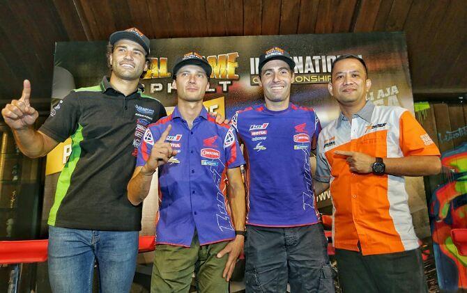 Trial Game Asphalt 2019 Ajang Unjuk Gigi Rider Lokal
