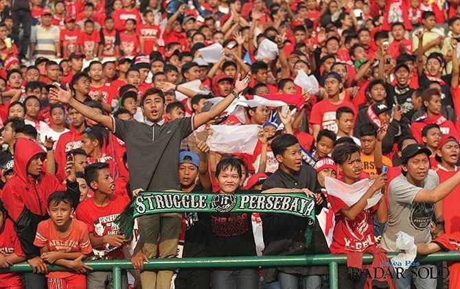 Berangkat Surabaya Pagi Ini, Pasoepati-Surakartans Siap Bisingkan GBT