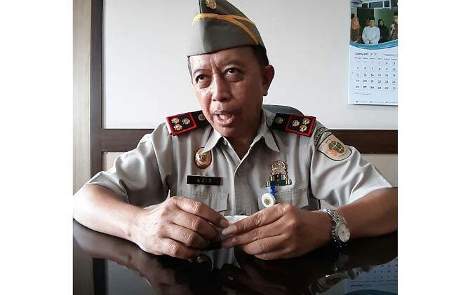 Abdul Aziz, Kepala Kantor Pertanahan Wonogiri.