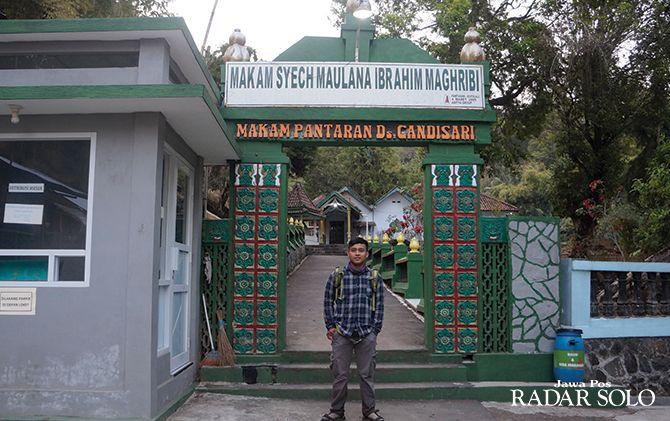 Petilasan Syekh Maulana Ibrahim Maghribi