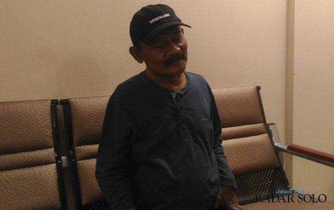 Ketua DPC PDIP Boyolali S. Paryanto