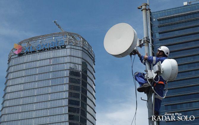 XL Axiata Umumkan Program Buyback Saham Senilai hingga Rp 500 Miliar