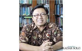 H. Priyono, Wakil Dekan I Fakultas Geografi UMS dan Pengurus PP Muhammadiyah 2005-2015.