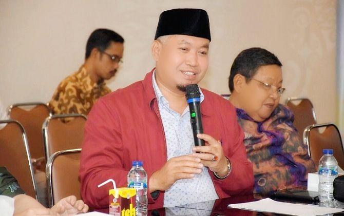 Anggota Komisi IV DPR RI Hamid Noor Yasin.